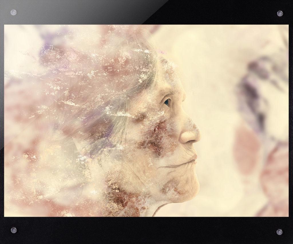 行方人Concept 死への行方を表した表情に感情はなく、何を求めているのかさえ分からなくなっている表情を意識しました。■2015年 MOVE展 東京出展作品■